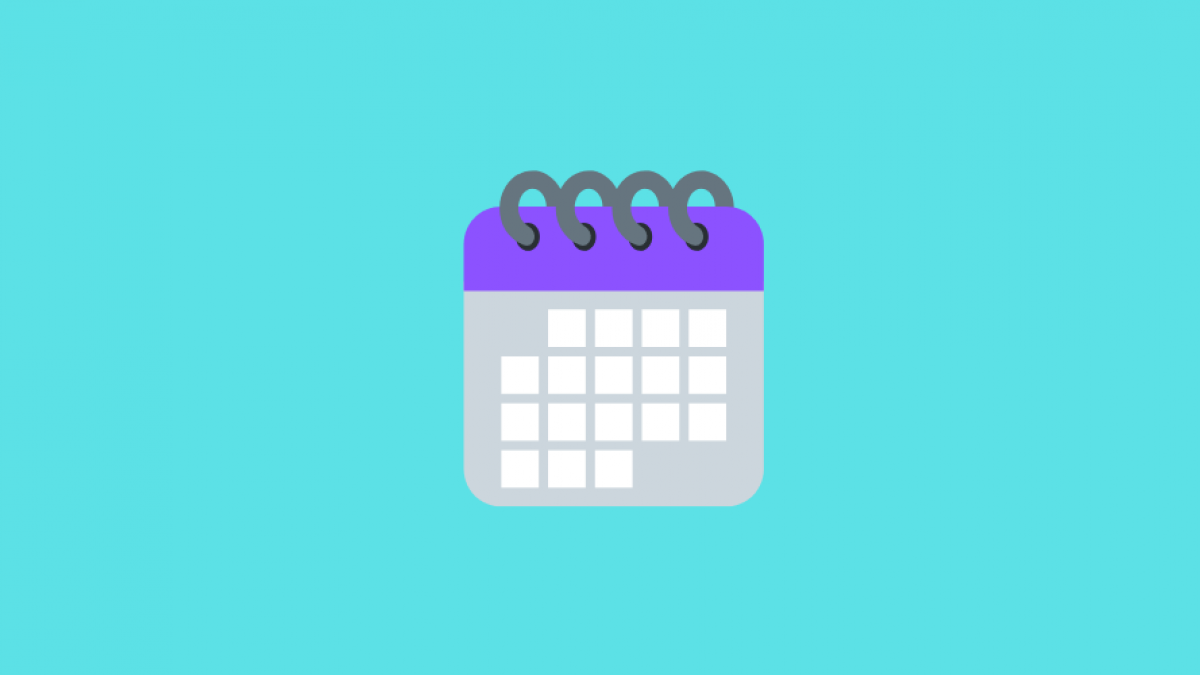 4 Important Events to Keep in Mind When Planning Your Release Calendar